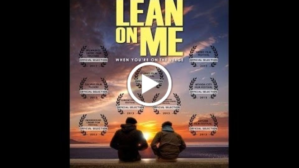 This is 'Lean On Me' - A Short Film of only 2 minutes. Please share it in honor of #WorldSuicidePreventionDay today. Thank you.
