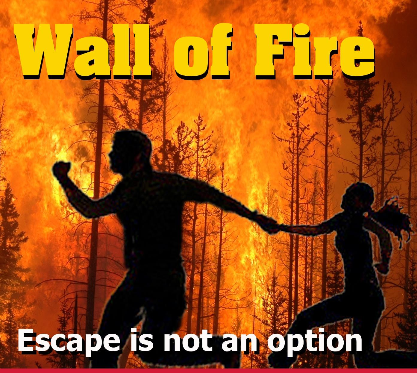 WALL OF FIRE - FEATURE