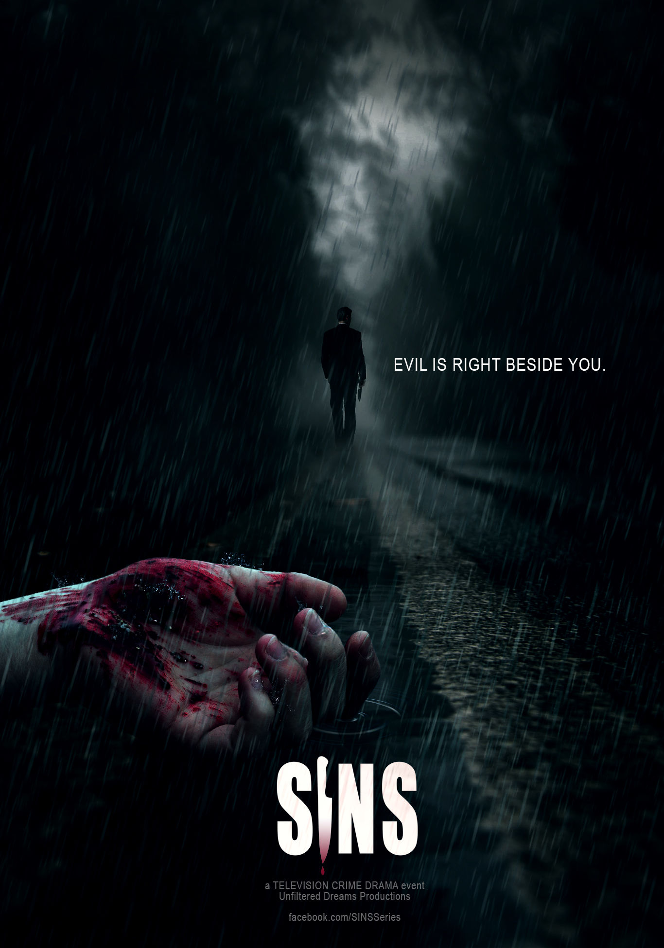 Sins - screenplay / logline added by Fancy Macelli - Stage 32