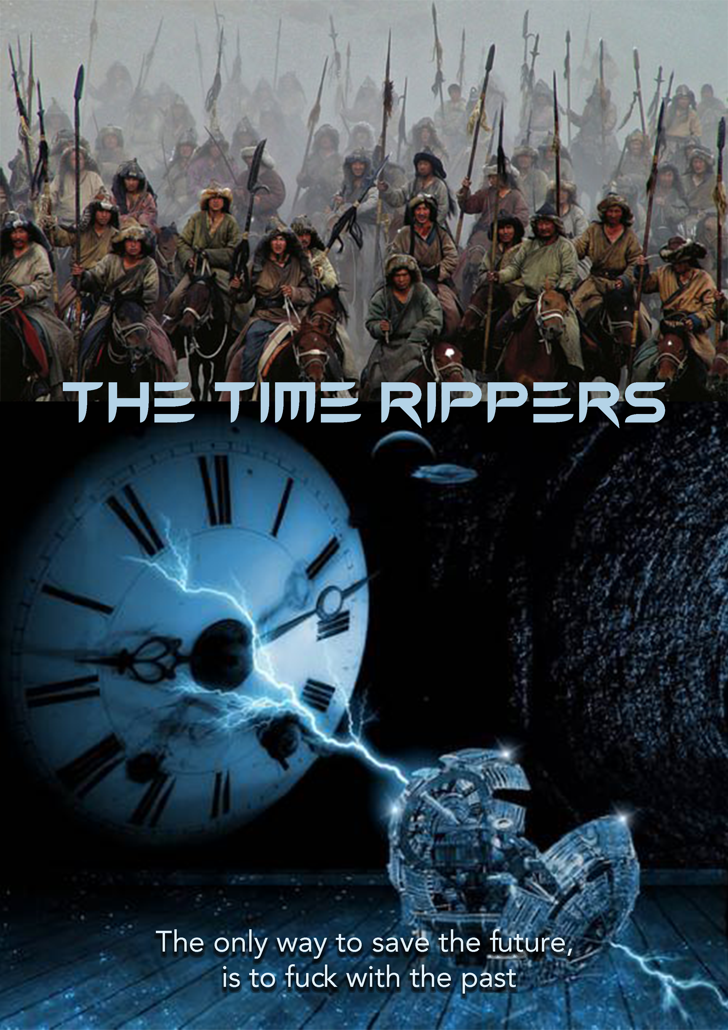 THE TIME RIPPERS
