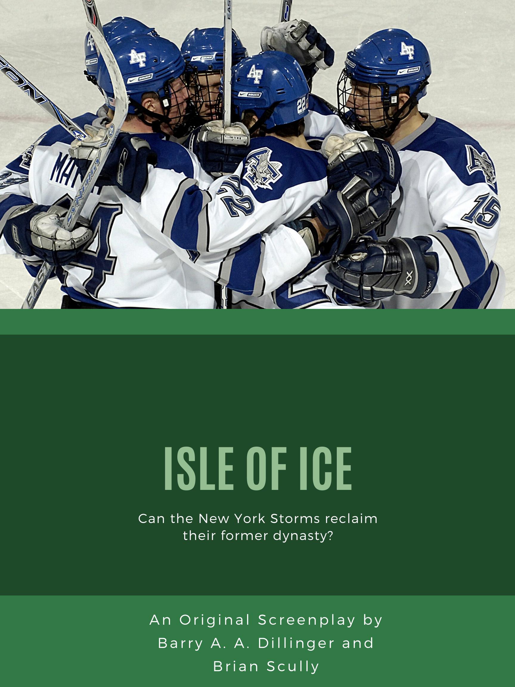 ISLE OF ICE