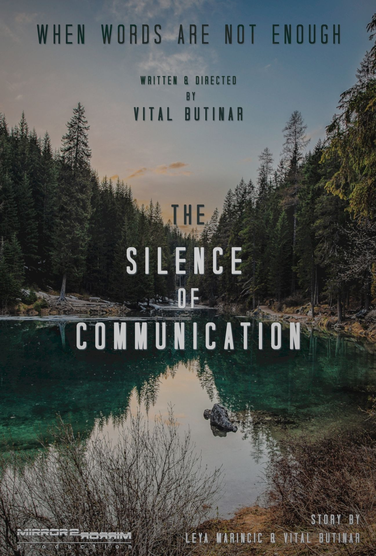 THE SILENCE OF COMMUNICATION - WHEN WORDS ARE NOT ENOUGH
