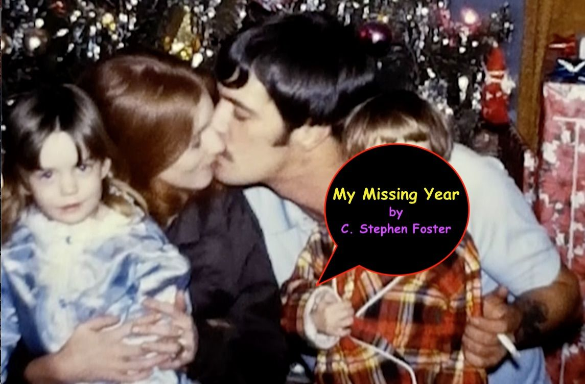 MY MISSING YEAR