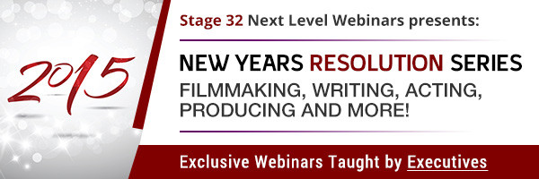 New Years 2015 Resolution Webinar Series
