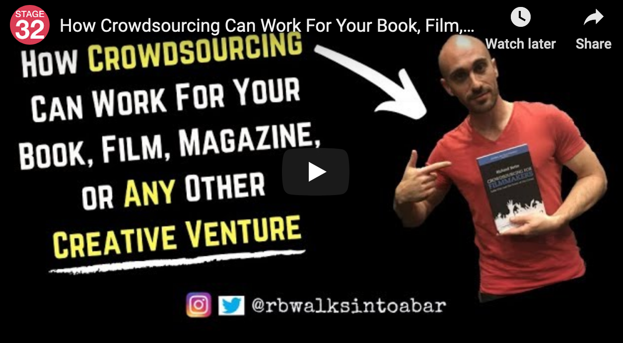 How Crowdsourcing Can Work For Your Book Film Magazine or Any Other Creative Venture