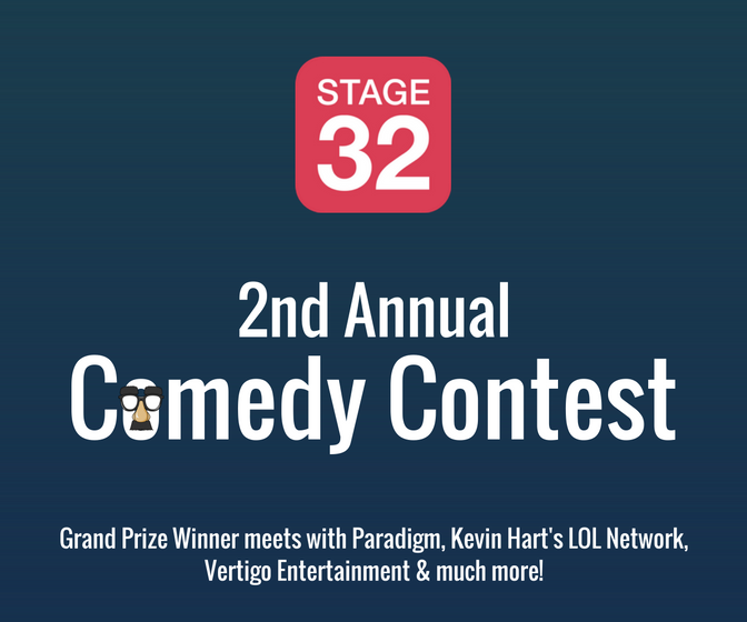 Comedy Writers Win a chance to meet with Kevin Harts company LOL Network