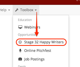 Stage 32 Acquires The Happy Writers