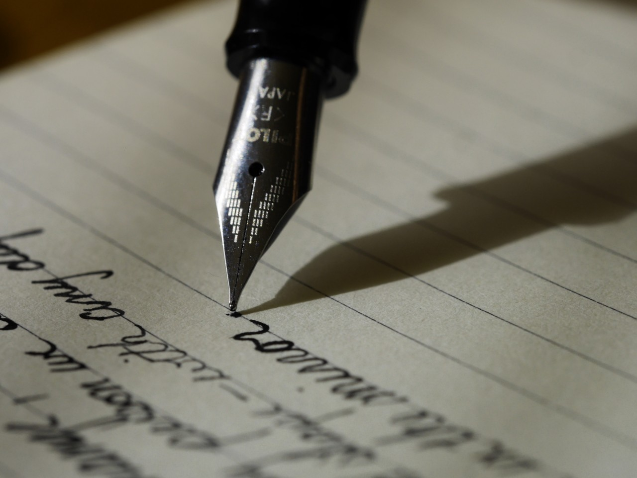 Finding a Renewed Passion for Writing  Never Give Up