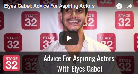 Advice For Aspiring Actors With Elyes Gabel
