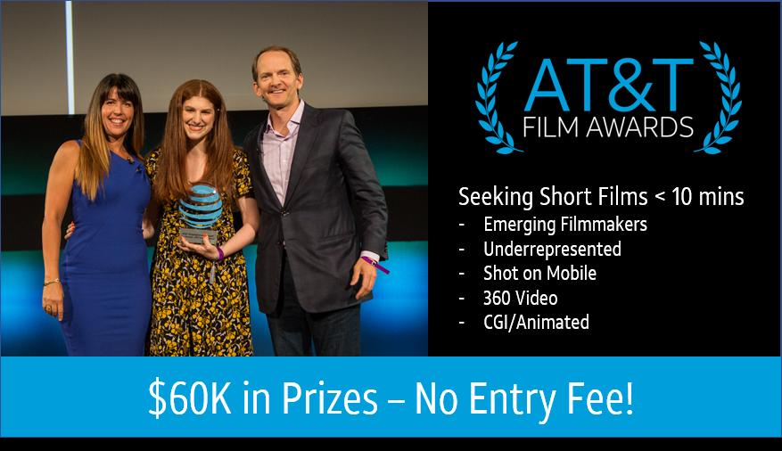 ATT Film Awards Competition Seeks Emerging Creators