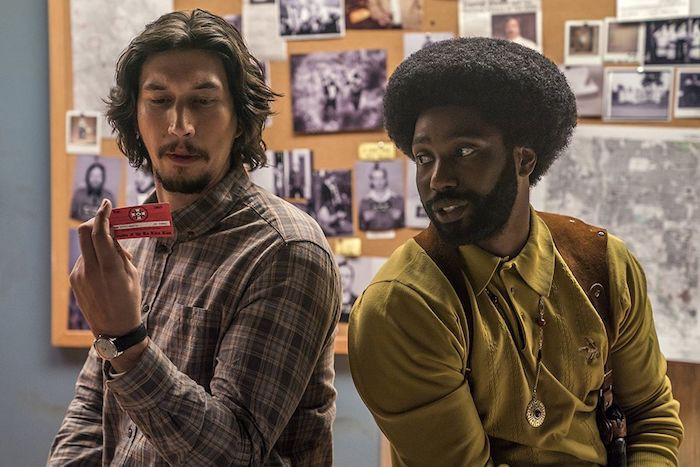 How Two Writers With No Track Record Sold BlacKkKlansman