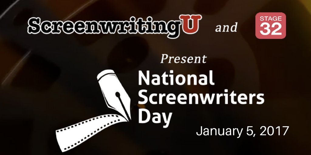 January 5 Is National Screenwriters Day