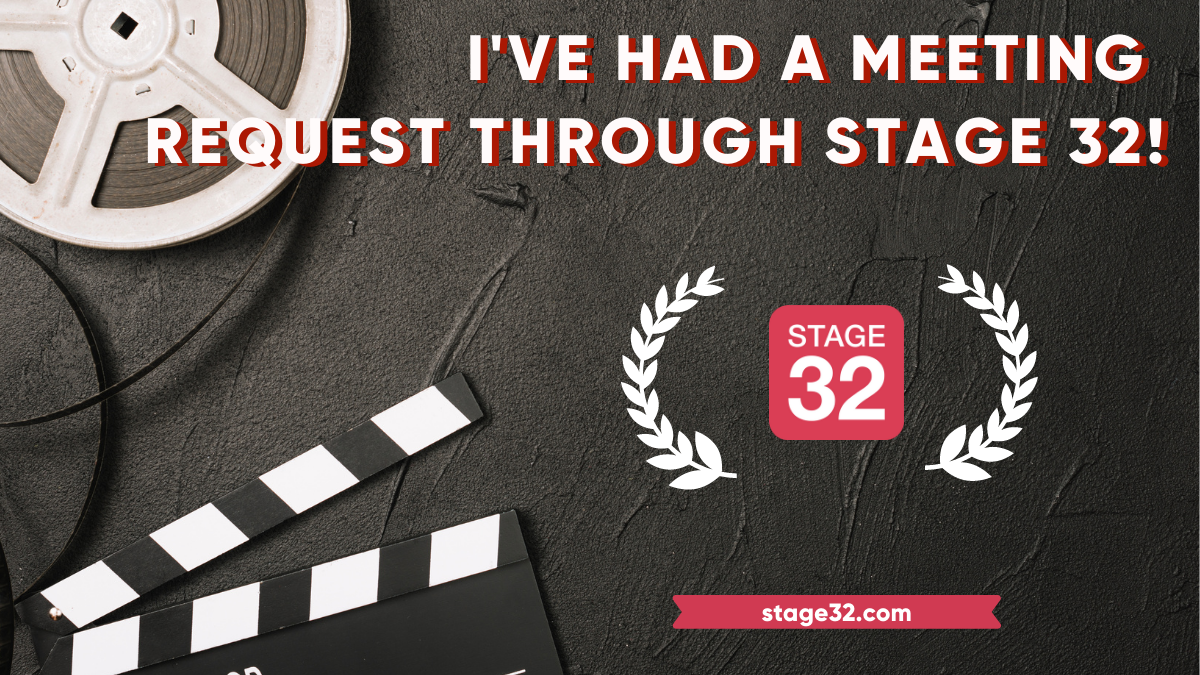 No Stopping Stage 32 Writers Over 66 Executive Meetings Requested through Stage 32 this Fall