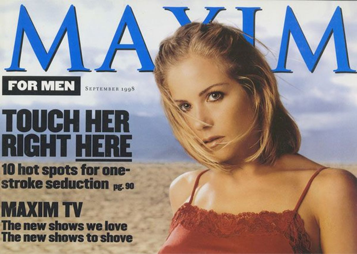 How A Two DecadeOld Maxim Magazine Article Became Hollywood Relevant  Again