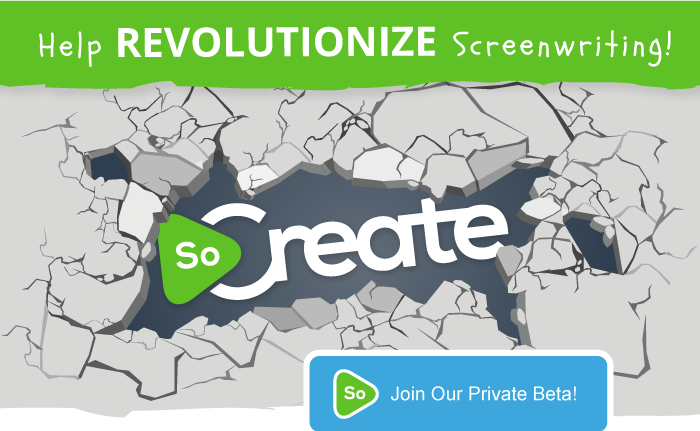 Help Revolutionize Screenwriting
