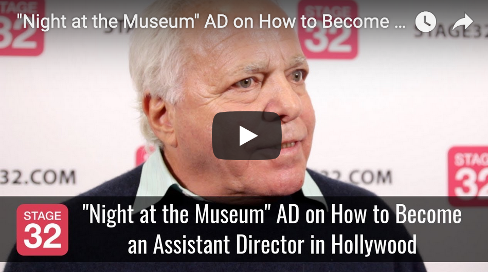 Night at the Museum AD on How to Become an Assistant Director in Hollywood