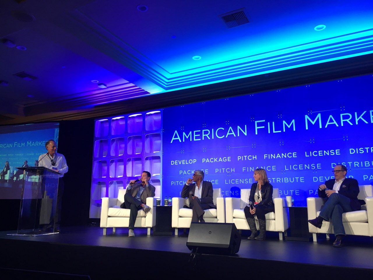 Stage 32 Expands Its Partnership With the American Film Market