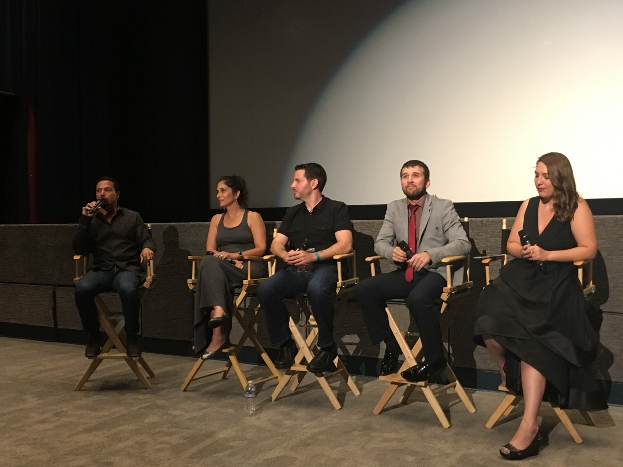 QA with 4 Filmmakers from 3 Countries  Stage 32 Short Film Program LA Premiere