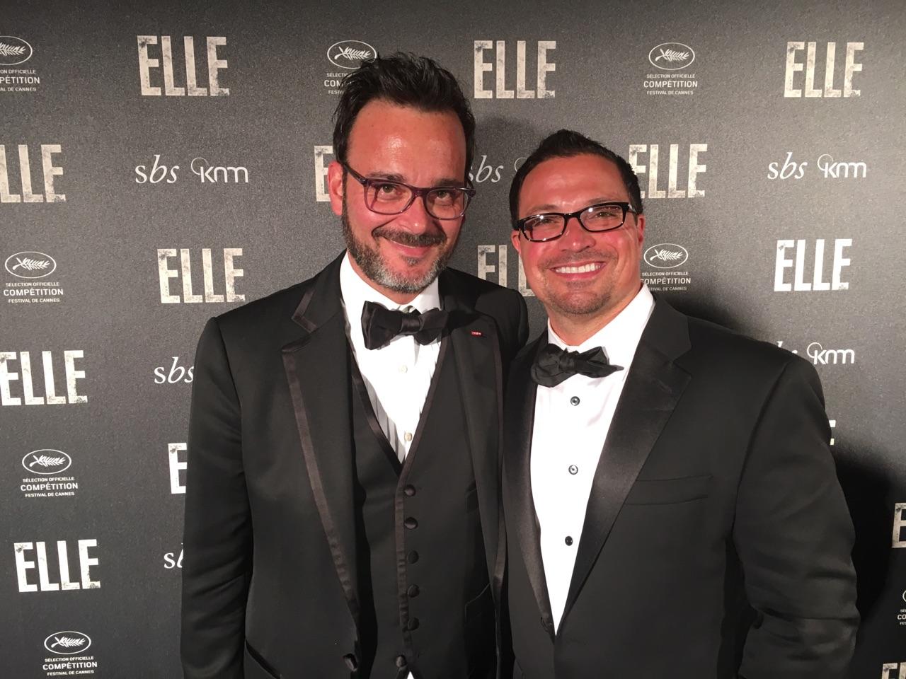 Stage 32er Michel Merkt Wins the Golden Globe for Best Foreign Film