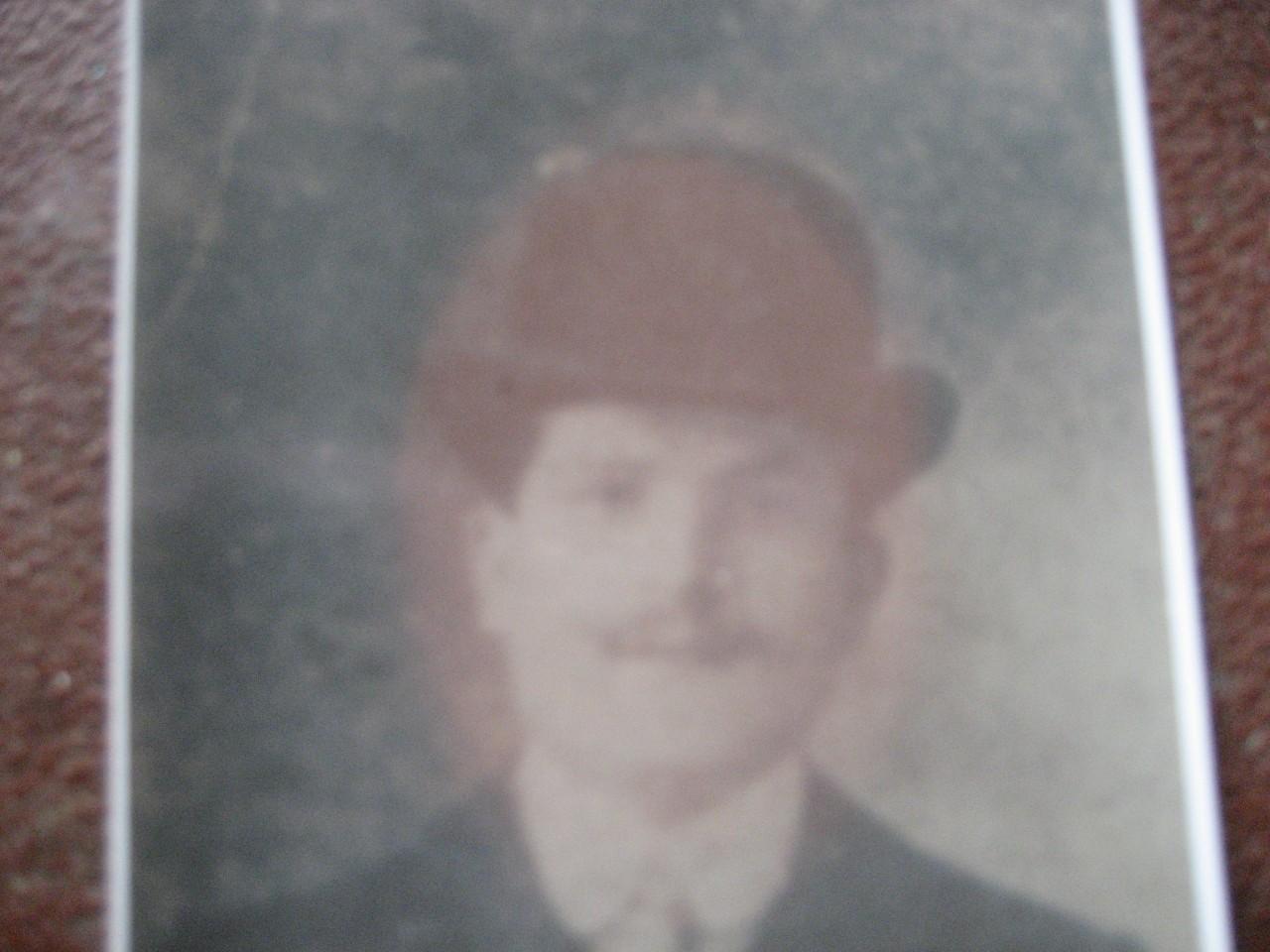 My Great Grandfather Harry Corn