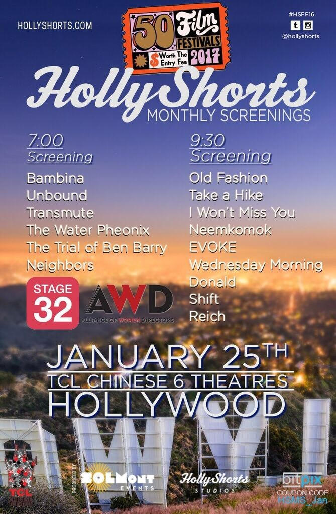 Women Creating Change  Stage 32 Hollyshorts  Alliance of Women Directors
