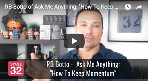 RB Botto Answers How Do I Keep the Momentum