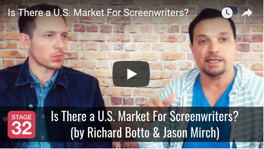 Is There a US Market For Screenwriters