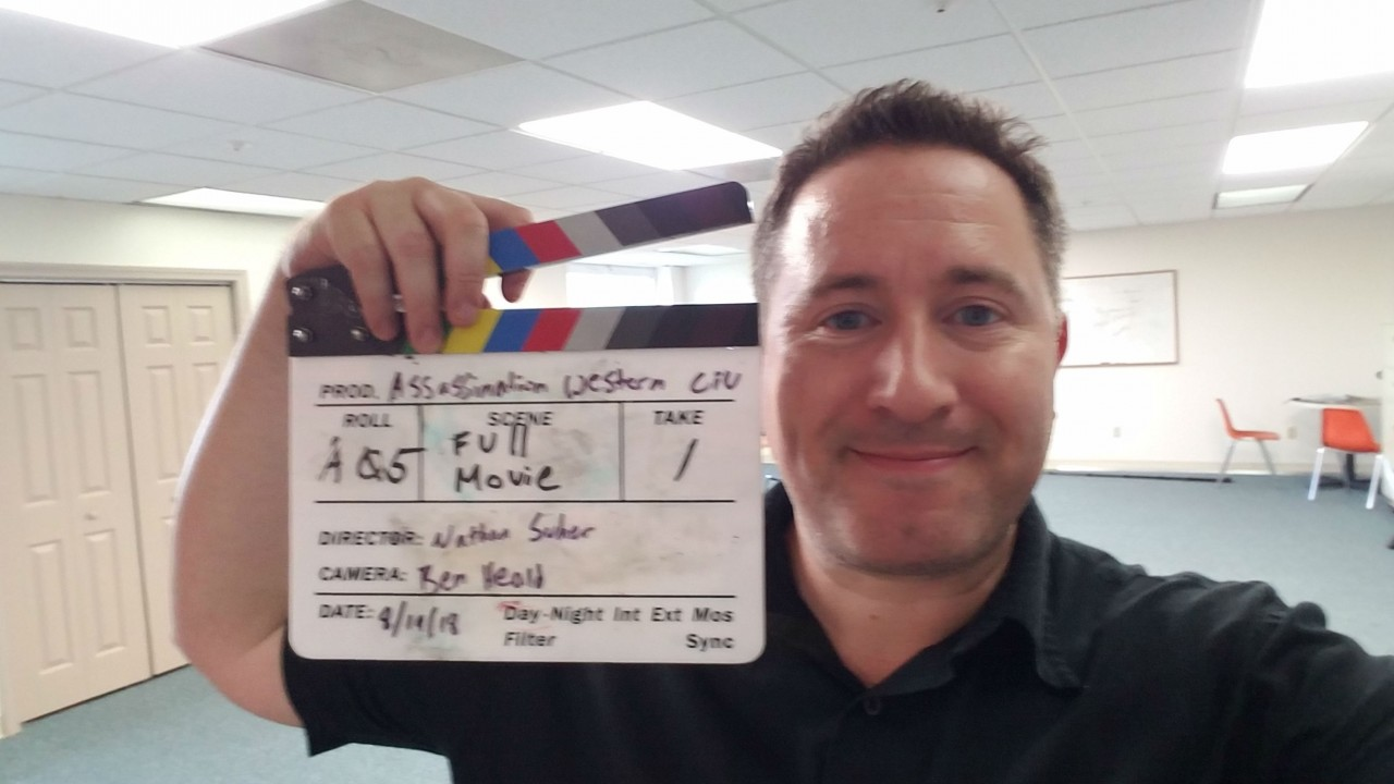 How I Made a Feature Length Film in One Weekend