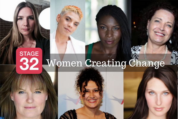Women Creating Change  Alliance of Women Directors Stage 32  Hollyshorts