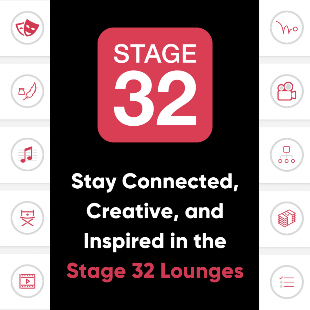 Top 10 Stage 32 Lounge Posts  From Script to Panel to Screen