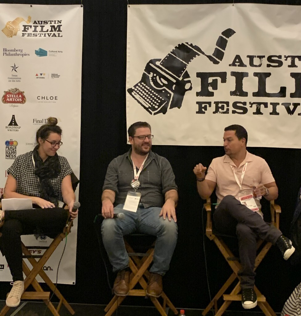Awesome Opening Weekend for Stage 32 Members at the 26th Austin Film Festival