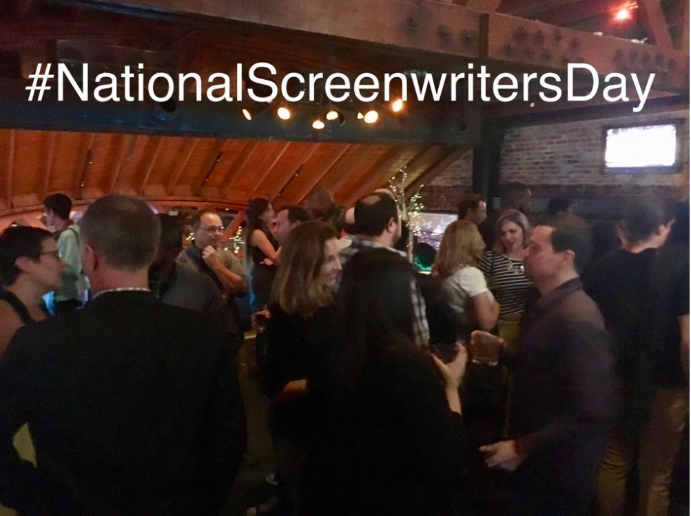 Our National Screenwriters Day Panel Video is LIVE