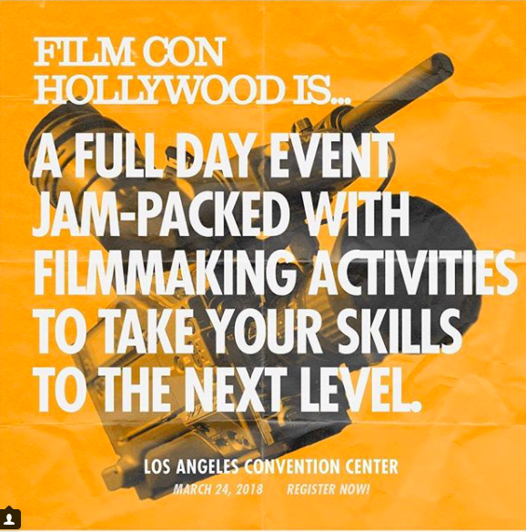 Filmcon Hollywood 2018