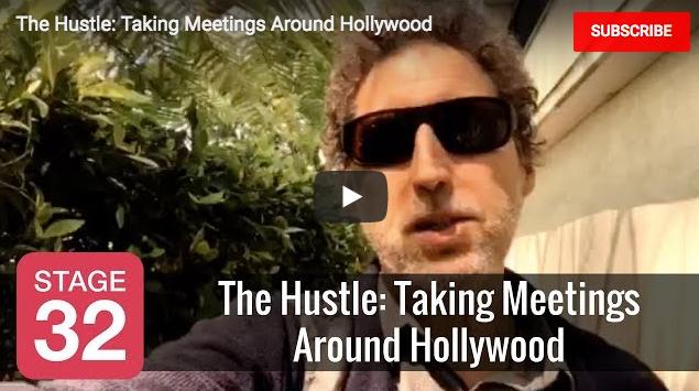 The Hustle Taking Meetings Around Hollywood