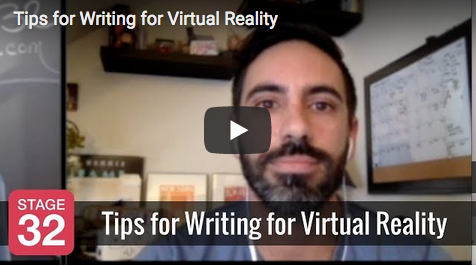 Tips for Writing for Virtual Reality