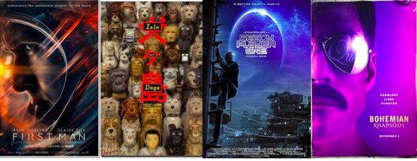 Monday Motivation 11 Films Up for Oscars Made by Companies that Work with Stage 32