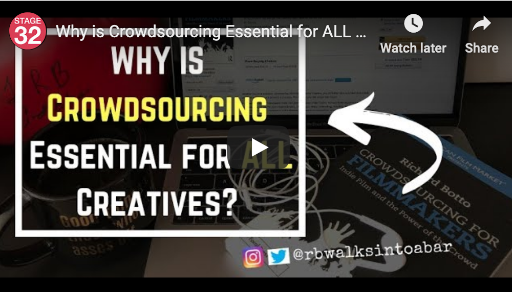 Why is Crowdsourcing Essential for ALL Creatives