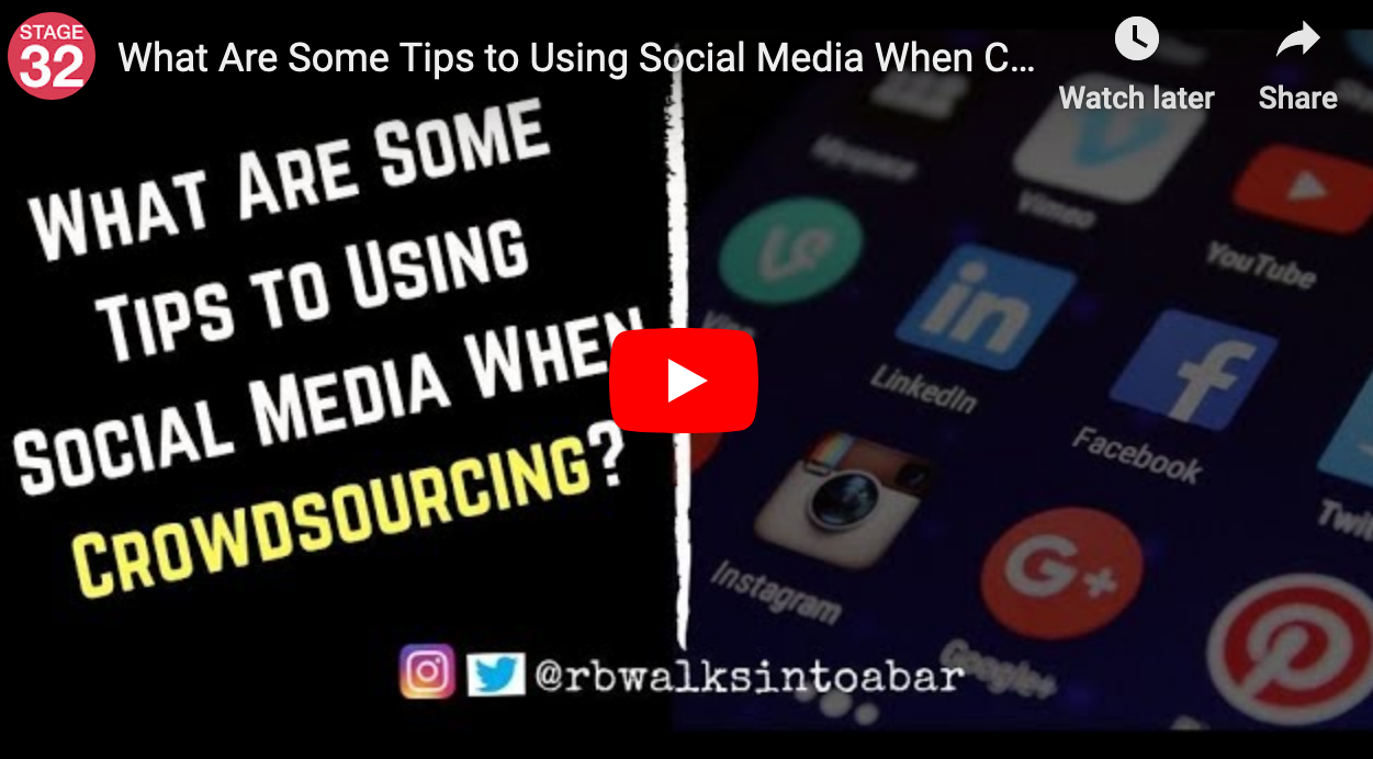 What Are Some Tips to Using Social Media When Crowdsourcing