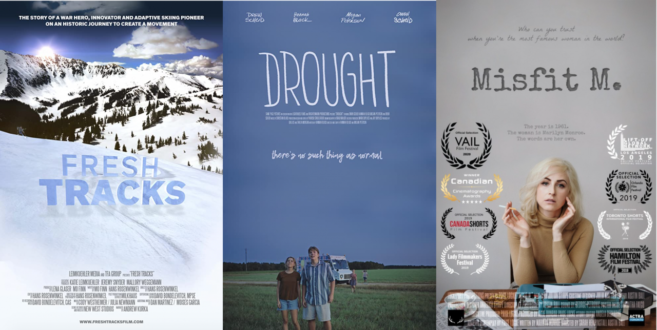 Now Showing Vail Film Festival Features Shorts  Docs on Stage 32 Screenings