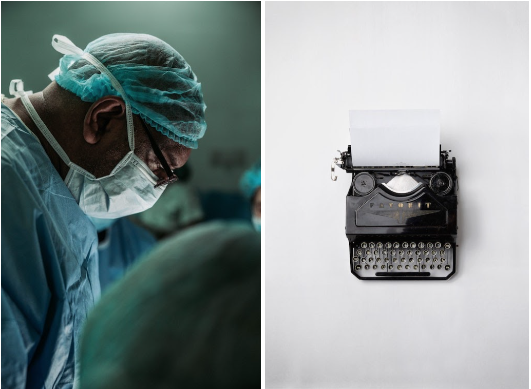 Brain Surgeons and Storytellers Saving Lives on the Daily