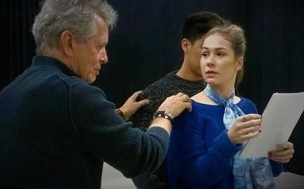 WORKING WITH ACTORS The Actors Journey