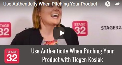 Use Authenticity When Pitching Your Product with Tiegen Kosiak