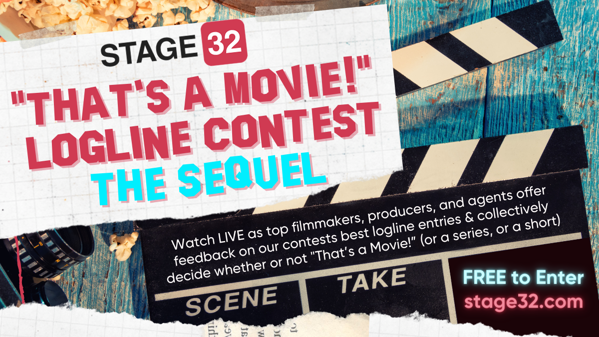 Announcing Thats a Movie Logline Contest The Sequel