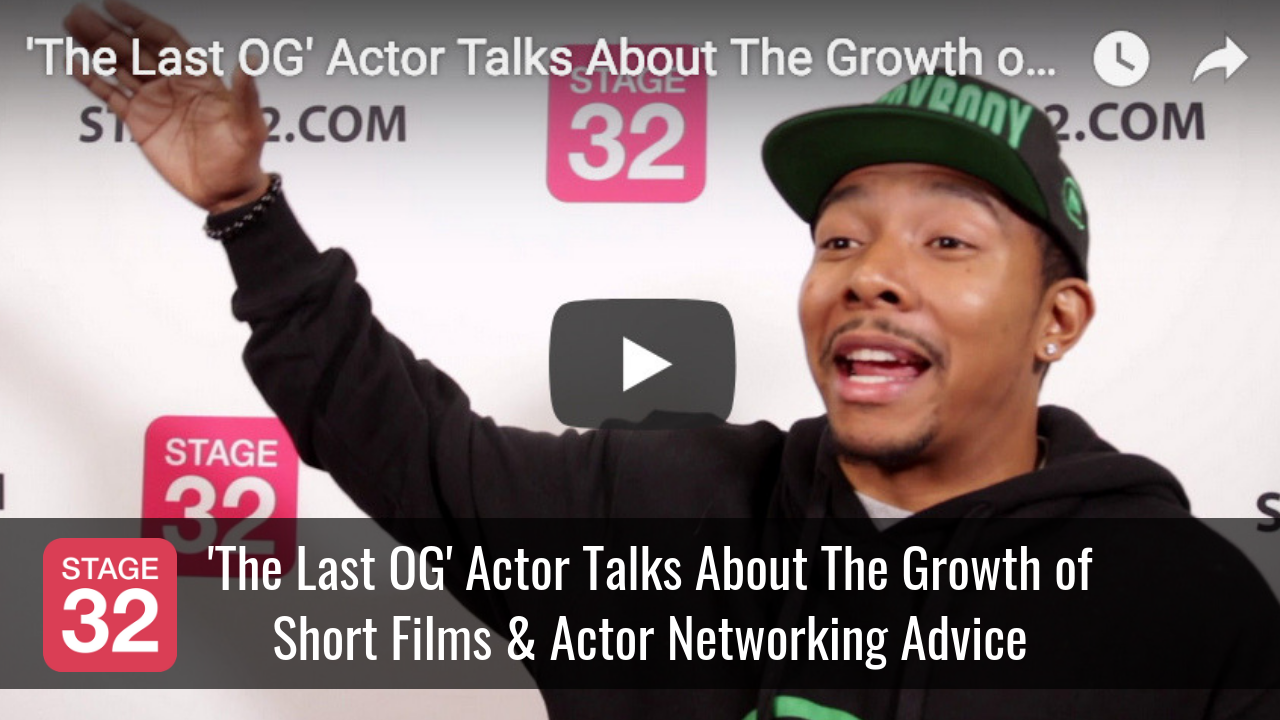 The Last OG Actor Talks About The Growth of Short Films  Actor Networking Advice