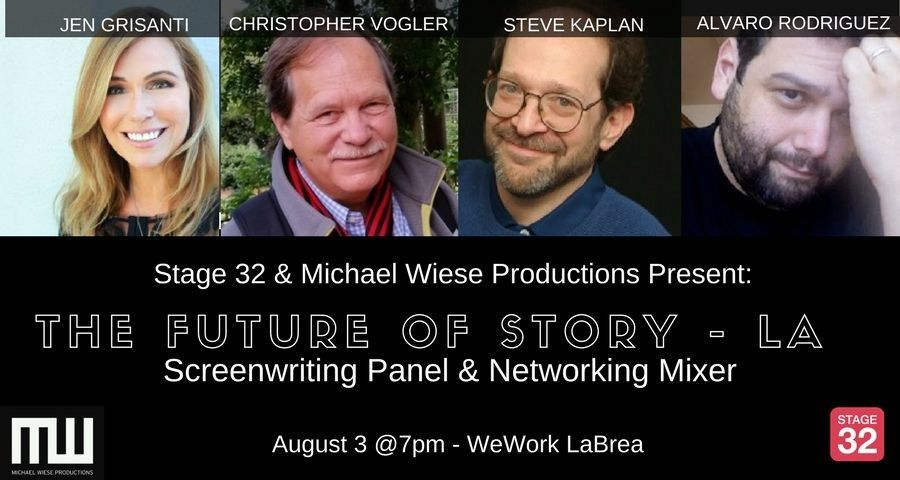 Stage 32 and Michael Wiese Productions Present The Future of Story  Los Angeles